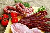 Meat And Sausage Products