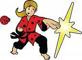 Ladybug Karate