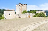 Arques Castle, Languedoc-Roussillon, France