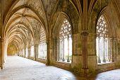 Royal cloister of Santa Maria da Vitoria Monastery, Batalha, Estremadura, Portugal