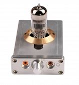Vacuum Tube Amplifier Isolated