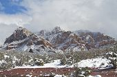 Red Rock Country in Winter