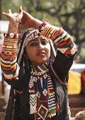 Indian Tribal Dancer