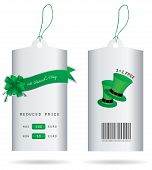 Special Price Tags For St. Patrick's Day