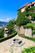 Schlossberg Castle In Graz, Styria,  Austria