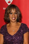 LOS ANGELES - FEB 8:  Gayle King arrives at the 2013 MusiCares Person Of The Year Gala Honoring Bruc