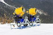 Snow Cannons
