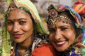 Happy Indian Dancers