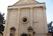 Church Of The Apostle Nathanael Bartholomew, Cana, Israel