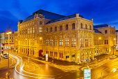 Staatsoper in Wien, Österreich