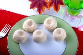 stock photo of laddu  - Fresh - JPG