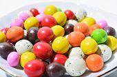Colorfull Chocolate Ball