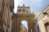 Porta Nuova. Italy.