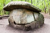 Dolmen - Monument Of Prehistoric Architecture