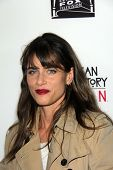 LOS ANGELES - OCT 7:  Amanda Peet at the