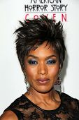 LOS ANGELES - OCT 7:  Angela Bassett at the