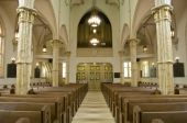 Mickve Isreal Synagogue Interior