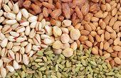 Mix Dried Fruits Ground