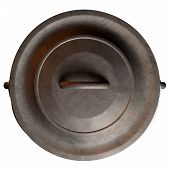 South African Potjie Pot Top With Lid