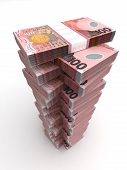 Tower Of New Zealand Dollar