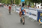 Poznan Triathlon Cycling