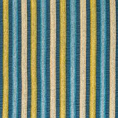 Striped textile fabric material texture background