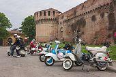 Vintage Italian Scooters