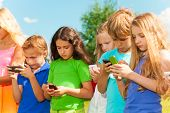 Group Of Kids Sms