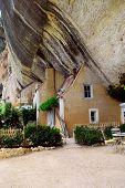 Museum of Prehistory near Les Eyzies, Dordogne, France.