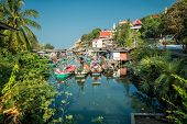 Khao Tao - an idyllic fishing village south of Hua Hin in Thailand