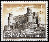 Manzanares Stamp