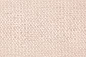 Pale Terracotta Coarse-grained Texture Of Fabric