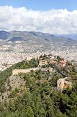 Old Fortress Of Alanya.