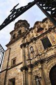 Temple of Ascension in historic center in Guadalajara, Jalisco, Mexico