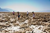 Devils Course, Death Valley