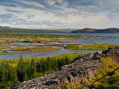 Thingvellir Lake (thingvallavatn)