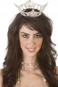 Beautiful Young Pageant Winner