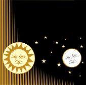 El sol y Luna #1