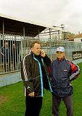 BELGRADE, YUGOSLAVIA, 29 MARCH 1999 - One of the world's most infamous war criminals, Zeljko Raznato