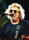 EAST RUTHERFORD, NEW JERSEY - AUGUST 3: The Grateful Dead in concert in East Rutherford, New Jersey,