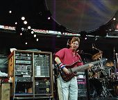 WASHINGTON, D.C. - JUNE 20: The Grateful Dead in concert in Washington, D.C., on Saturday, June 20,