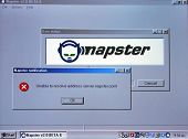 BUDAPEST, HUNGARY - JULY 28: The Napster web site on July 28, 2000 in Budapest Hungary.  Napster worked as a clearinghouse -- pointing users to computers where songs in the popular MP3 format could be downloaded.