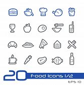 pic of lo mein  - Food Icons  - JPG