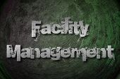 Facility Management Concept