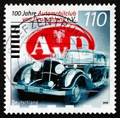 Postage Stamp Germany 1999 Classic Car