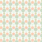 Hexagonal Seamless Pattern
