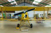Propeller Biplane