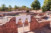 Ancient Castle In Silves