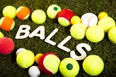 Four Sport, a lot of balls and stuff