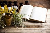Herbal medicine and book